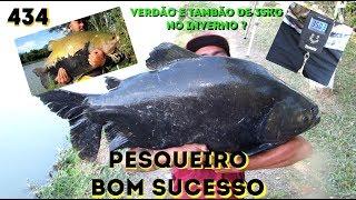 Verdão e Tambão de 35kg no Bom Sucesso - Fishingtur na TV 434