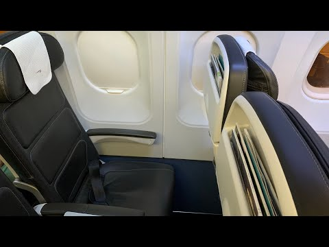 British Airways A319 Business Class Seat Review | Aviation Geeks