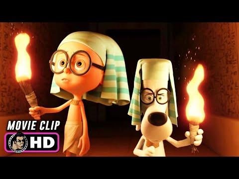 MR. PEABODY & SHERMAN Clip - Booby Trap (2014)