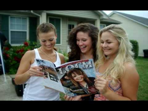 "LOCM ""Ladies of Country Music"" Magazine"