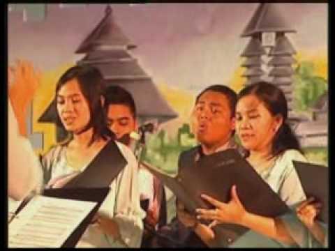 Paduan Suara Paragita UI - Malam Apresiasi Prestasi Mahasiswa UI 2005 Part 2