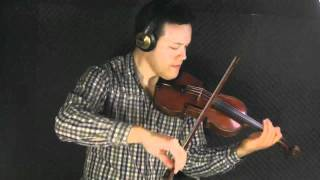 Gypsy Jazz Violin Lessons - Minor Swing