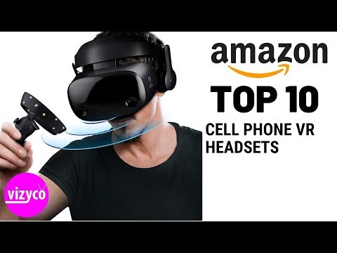 Cell Phone VR Headsets | Top 10 Best Selling on Amazon