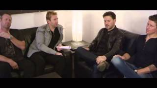 Nickelback - Answering Fans Questions (No Fixed Address 2014)