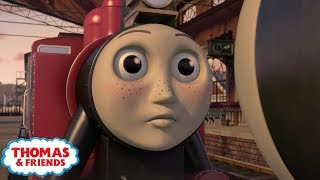 Thomas & Friends   Rosie is Red   Kids Cartoon