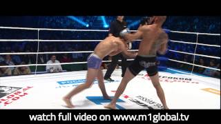RASHID MAGOMEDOV VS IGOR ARAUJO M-1 CHALLENGE 21 OCTOBER 28 2010