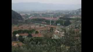 preview picture of video 'Bike ride to Calenzano Tuscany Italy'