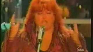 "Wynonna "" I can only imagine"""