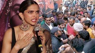 Deepika Padukone's ANGRY & STRONG Reaction On Sanjay Leela Bhansali's Padmavati controversy | Kholo.pk