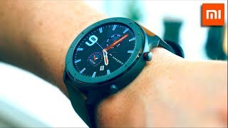 Xiaomi Huami Amazfit GTR - UNBOXING & Detailed REVIEW!