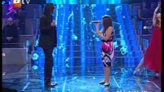 Şebnem Keskin & Gökhan Kırdar - Yerine Sevemem (14.11.09) Www.facebook.com/sebnemmusic