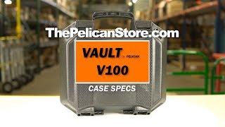 VAULT by Pelican™ V100 Case Specs