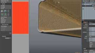 Modo Modeling A Book, Part One [mp1]