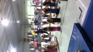 Harlem shake Gymnastics of York