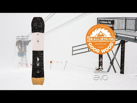 RIDE MTNPIG Review: Men's All-Mountain Winner – Good Wood Snowboard Test 2018-2019