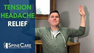 Quick Tension Headache Relief | St. Joseph, MI Chiropractic