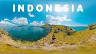 INDONESIA & BALI in 360 VR - Daniel Bernáez - 4K