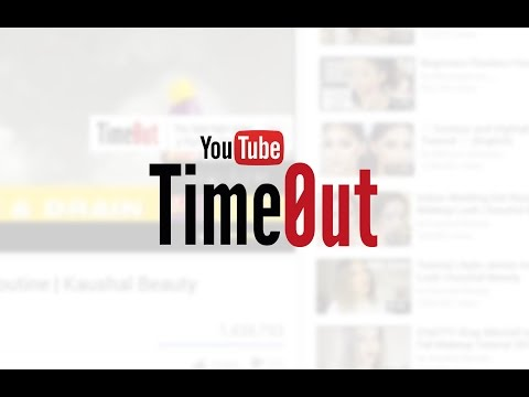 YouTube Commercial for YouTube TimeOut (2016) (Television Commercial)