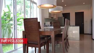 Oxygen Villas | Contemporary Three Bedroom House with a Swimming Pool for Sale in Nai Harn