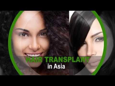 Best Hair Transplant Centers in Asia