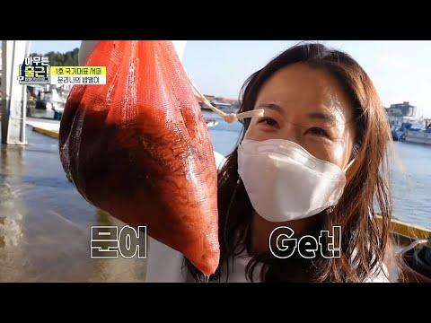"""[아무튼 출근!] 비수기와 성수기 수입이 극명한 서핑샵 """"성수기 때 정말 열심히 해야죠😊"""", MBC 210427 방송"""