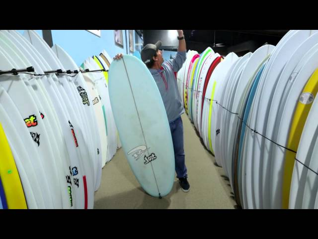 ...Lost Bean Bag Surfboard Review