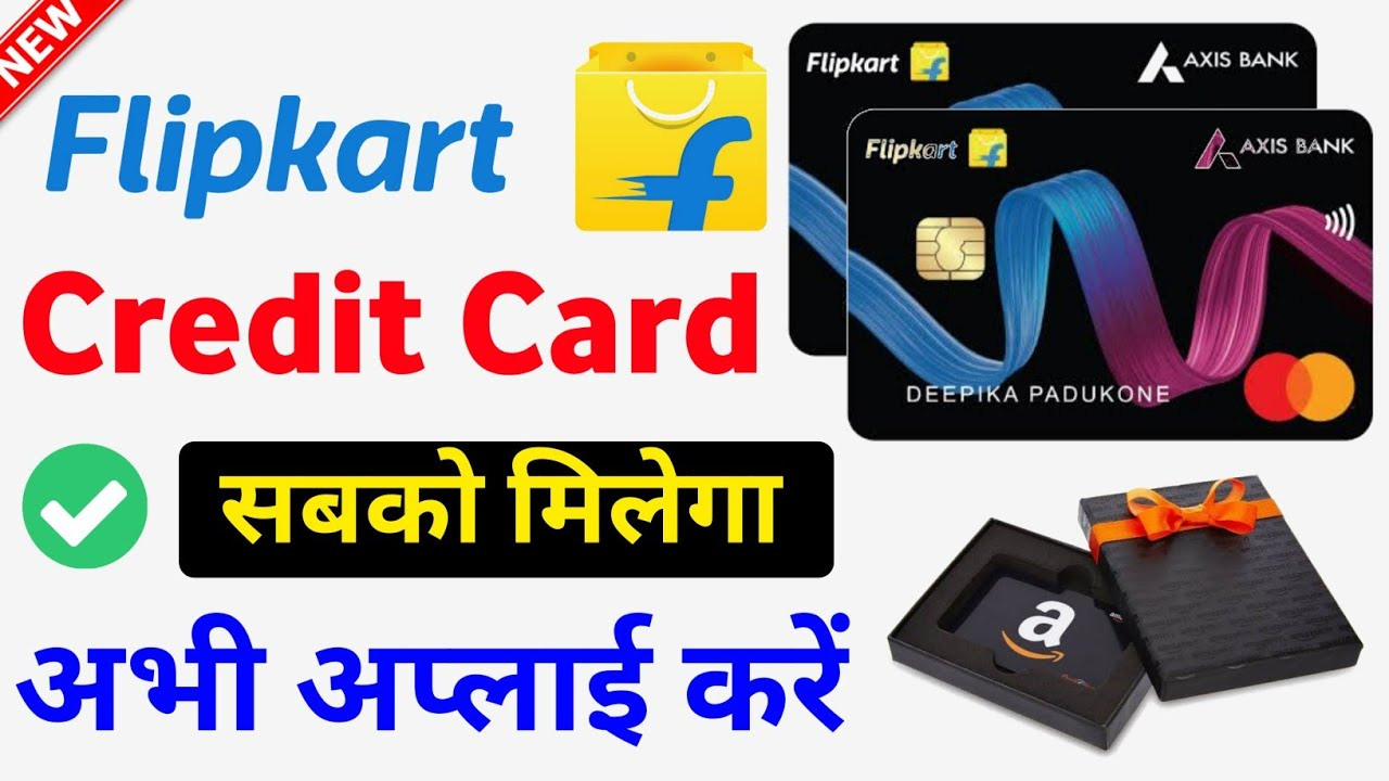 Flipkart Axis Bank Credit Card Apply Online How to Use Flipkart Charge Card 2021 thumbnail