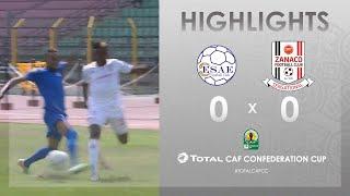 CC CAF : ESAE FC 0-0 Zanaco FC