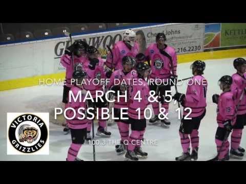 BCHL 2014 Playoffs - Round 1