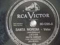 Jacob do Bandolim Santa Morena gravação original de 1954