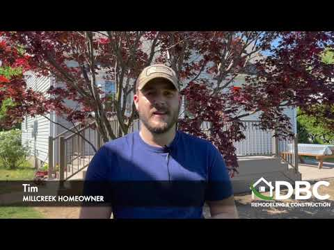Tim Deck Testimonial for DBC Remodeling & Construction