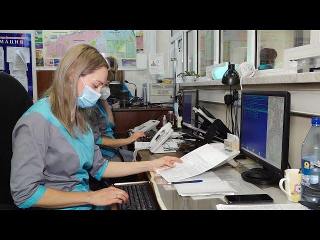 Медицинские службы Ангарского округа работают в авральном режиме