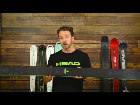 Head Kore 105 Skis - Men's