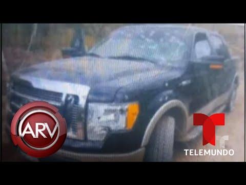 Delincuentes atacan a balazos a otra familia en Sonora, México | Al Rojo Vivo | Telemundo