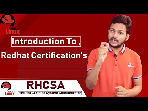 RHCSA   Certification Introduction ( Fee , Duration , Exam ) Day-1 ...
