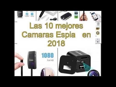 Las 10 mejores Camaras Espia   en 2018