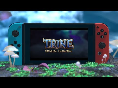 Trine: Ultimate Collection - Nintendo Switch Announcement Trailer thumbnail