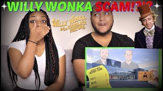 """Film Theory: Willy Wonka and the Golden Ticket SCAM!"" REACTION!!"