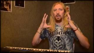 Александр Кэп, уроки вокала. Прикрытие звука.