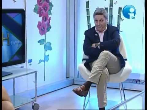 Lorenzo Castejón presenta ABAT Connection en TV Alicante