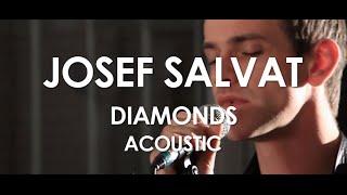 Josef Salvat - Diamonds (Rihanna cover) - Acoustic [ Live in Paris ]