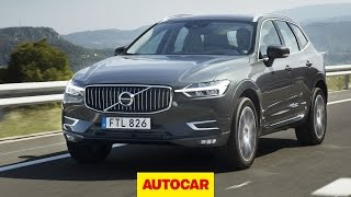 Sound New XC60 offers the same thing as other recent Volvos confident
