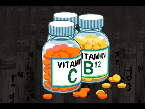 Людмил Дренски и Калоян Гичев за витамин Б12