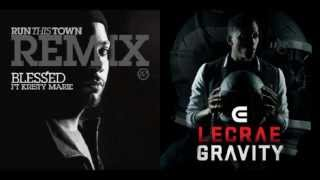 Run This Town Christian Remix/Mashup (Lecrae ft. Bless'Ed & Kristy Marie)