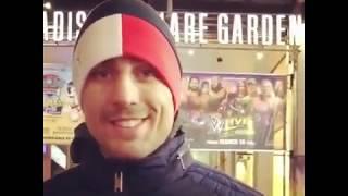 Александр Гвоздик обратился к украинским любителям бокса!