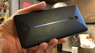 Nubia Red Magic Unboxing + Hands-On: ZTE Rises From Near Death