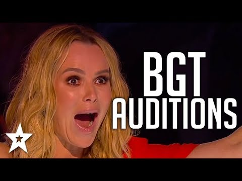Britain's Got Talent 2019 Auditions! | WEEK 5 | Got Talent Global (видео)