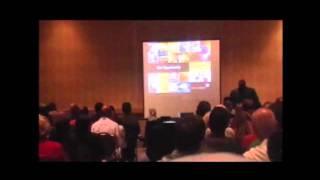 Ambit Presentation at the Hyatt Rosemont,IL Part(2)