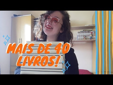 ? MEGA BOOK HAUL SUPER ACUMULADO: JUN/ JUL/ AGO/ SET/ OUT/ NOV E BIENAL DO LIVRO RJ ?