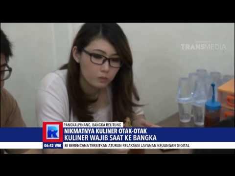 Video KULINER WAJIB SAAT KE BANGKA